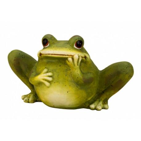 Dekorace Žába