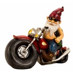 Dekorace motorkář