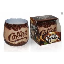 Svíčka-Coffe