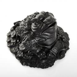 Šungit - Žába pro Peníze v domě