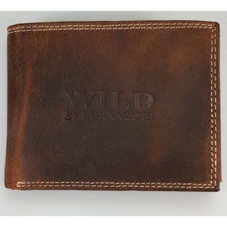 Kožená peněženka Wild