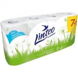Toaletní papír - 2 vrstvý - 8ks - bílý