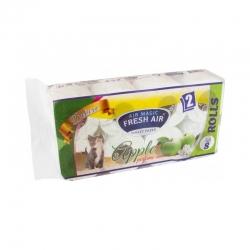 Toaletní papír - 2 vrstvý - 8ks - apple