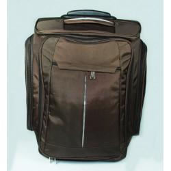 Plátěný kufr