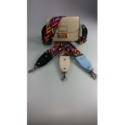 Barevné ouško na kabelku
